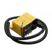 CDI UNIT FOR 50cc MOTORBIKE FOR MINARELLI 50 AM6-TOP PERFORMANCES (FOR IGNITION DUCATI, 15000TRS/MIN)