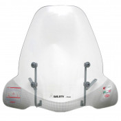 WINDSHIELD FOR MAXISCOOTER KYMCO 125 AGILITY 2001>, 50 AGILITY (TALL-CLEAR) -FACO-