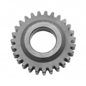 GEARBOX SPROCKET FOR MINARELLI 50 AM6/MBK 50 X-POWER/YAMAHA 50 TZR/PEUGEOT 50 XPS/RIEJU 50 RS1/APRILIA 50 RS (27 TEETH- SECONDARY SHAFT- 4 TH GEAR - SERIE 1) -TOP PERF AS ORIGINAL-