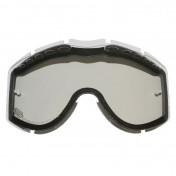ECRAN MASQUE/LUNETTES CROSS PROGRIP 3235 TRANSPARENT LIGHT SENSITIVE DOUBLE ECRANS - ANTI-BUEE/ANTI-RAYURES/ANTI-U.V.