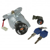 IGNITION SWITCH FOR MAXISCOOTER HONDA 125 DYLAN 2000>2006 -SELECTION P2R-