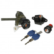 IGNITION SWITCH FOR MAXISCOOTER APRILIA 125-250 SPORT CITY 2004>2008 -SELECTION P2R-