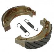 BRAKE SHOE NEWFREN FOR MBK 125 FLAME REAR/YAMAHA125 CYGNUS REAR (GF.1200 FTR)