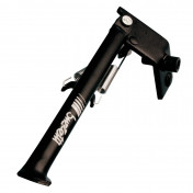 SIDE STAND FOR SCOOT MBK 50 BOOSTER/YAMAHA 50 BWS BLACK -BUZZETTI-