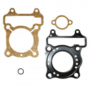 GASKET SET FOR CYLINDER KIT FOR MAXISCOOTER HONDA 125 PHANTHEON 4T, S WING 4T, SH/ KEEWAY 125 OULOOK 4T (QJ153MJ-2)/ MALAGUTI 125 BLOG 4T -