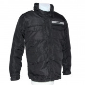 JACKET HEVIK NARVIK FOR MEN BLACK L (100% WATERPROOF)