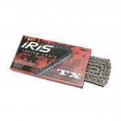 CHAIN FOR MOPED IRIS TX 428 STANDARD BLACK 122 LINKS