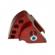 SHOCK ABSORBER RISER FOR SCOOT REPLAY FOR MBK 50 BOOSTER 1999>2003/YAMAHA 50 BWS 1999>2003 RED (4 POSITIONS)
