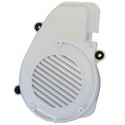 COOLING FAN COVER FOR SCOOT MBK 50 BOOSTER, ROCKET, NG, STUNT/YAMAHA 50 BWS, SPY, BUMP, SLIDER 2004> WHITE -REPLAY-
