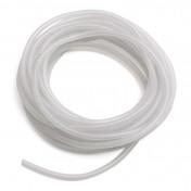 DURITE D'AIR PVC SOUPLE 5x8 TRANSPARENT (ROULEAU 10M) (FABRICATION FRANCAISE)