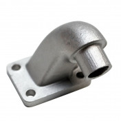 INLET MANIFOLD FOR MOPED MBK 51 (Ø 15, ELBOW)-SELECTION P2R-