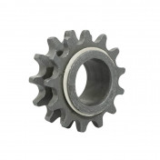 TRANSMISSION PINION FOR MOPED MBK 51, 41, CLUB 13 TEETH -SELECTION P2R-