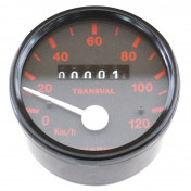 SPEEDOMETER FOR MOPED TRANSVAL 120KM/H FOR PEUGEOT 103 SPX-RCX ( WITH GEAR UNIT + TRANSMISSION)