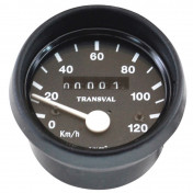 SPEEDOMETER FOR MOPED TRANSVAL 120KM/H FOR MBK 51S LELEU (WITH GEAR UNIT + TRANSMISSION)