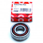 "BEARING FOR CRANKSHAFT 6203 (17x40x12) SKF TN9 C3 ""HIGH SPEED"" FOR PEUGEOT 103/SOLEX 3800 (SOLD PER UNIT)"