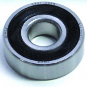 WHEEL BEARING 6201-2RS (12x32x10) ZKL FOR DERBI 50 SENDA -FRONT-/APRILIA 50 SR -REAR-/PIAGGIO 50 TYPHOON -REAR-/PEUGEOT 103 -REAR-/MBK 51 -REAR- (SOLD PER UNIT)