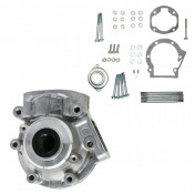 ENGINE CRANKCASE FOR PEUGEOT 103 (COMPLETE)- SELECTION P2R