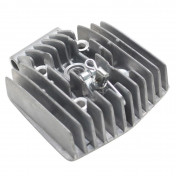 CYLINDER HEAD FOR MOPED MBK 51/41/CLUB (MBK ENGINE AV10) (WITH CYLINDER HEAD DECOMPRESSOR)