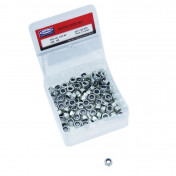 HEX NUT NYLSTOP M5 (100 IN BOX) -P2R-