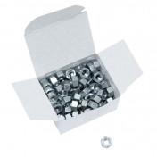 ECROU 6 PANS DIAM M5 (BOITE DE 100 PIECES) (739204) -ALGI-
