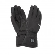 WINTER HEATED GLOVES TUCANO - FEELWARM BLACK - EURO 9 (L) (WITH BATTTERY) (APPROVED EN 13594:2015)