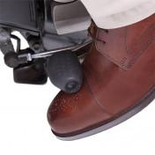 PROTEGE SELECTEUR VITESSES TUCANO NEW FOOT ON EN SILICONE NOIR
