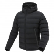 DOWN JACKET FOR MEN - TUCANO HIFIVE BLACK - WATERPROOF - Euro46 (L) APPROVED EN17092:2020