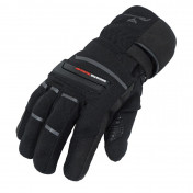 GLOVES ADX-AUTUMN/WINTER- HUNZA BLACK - EURO12 (XXL) (APPROVED NF EN 13594 : 2016)