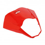 HEADLIGHT FAIRING FOR 50cc MOTORBIKE RIEJU 50 MRT 2009>, MRT ENDURO 2009>, MRT PRO 2009>, MRT SM 2009> RED(OEM 0/000.620.5306)