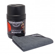 MULTIPURPOSE CLEANING WIPES - VULCANET FOR SCOOTERS (DETERGENT FOR BODY PARTS,CLEANS FUELS,TAR , RESINS,INSECTS - DEGREASER , POLISH , WATER REPELLENT, UV PROTECTOR)