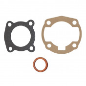 GASKET SET FOR CYLINDER KIT FOR MOPED AIRSAL FOR PEUGEOT 50 FOX -