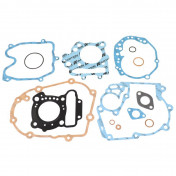 COMPLETE GASKET SET - FOR MAXISCOOTER PEUGEOT 125 CITYSTAR >2009, GEOPOLIS >2007, SATELIS >2004 -ARTEIN-