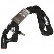 MOTORCYCLE ANTITHEFT- ARMLOCK CHAIN INTEGRATED LOCK 1,50M (LINK Ø 9,5mm)