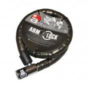 ANTIVOL ARTICULE ARMLOCK 1,00M (Ø 25mm) (2 CLES)