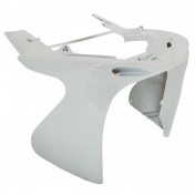 FRONT FAIRING FOR SCOOT MBK 50 NITRO 1997>2012/YAMAHA 50 AEROX 1997>2012 GLOSS WHITE (LOWER PART)- SELECTION P2R