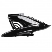 ENGINE SIDE COVER FOR SCOOT MBK 50 NITRO 1997>2012/YAMAMA 50 AEROX 1997>2012 - LEFT -BLACK- SELECTION P2R