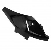 REAR SIDE COVER FOR SCOOT PEUGEOT 50 LUDIX -GLOSS BLACK- LEFT- SELECTION P2R