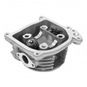 CYLINDER HEAD FOR SCOOT PEUGEOT 50 KISBEE 4 STROKE/SCOOT 50 CHINOIS GY6, 139QMB (WITH ANTI-POLLUTION SYSTEM) -P2R-