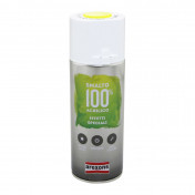 BOMBE DE PEINTURE AREXONS ACRYLIQUE 100 FLUO JAUNE AEROSOL 400 ml (3685)