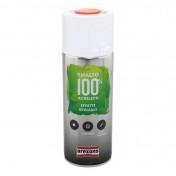 BOMBE DE PEINTURE AREXONS ACRYLIQUE 100 FLUO ROUGE AEROSOL 400 ml (3689)