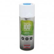 BOMBE DE PEINTURE AREXONS ACRYLIQUE 100 FLUO BLEU AEROSOL 400 ml (3693)