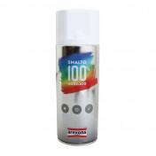 BOMBE DE PEINTURE AREXONS ACRYLIQUE 100 ORANGE PUR BRILLANT AEROSOL 400 ml (3598)