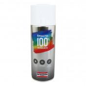 BOMBE DE PEINTURE AREXONS ACRYLIQUE 100 BLANC ELECTRO AEROSOL 400 ml (3596)