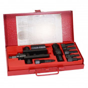 BEARING PULLER (FOR CRANCASE BEARINGS) Ø 8 to 25mm WITH MOUNTING TOOL -BUZZETTI- (5032)