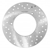 BRAKE DISC FOR MBK 250 SKYLINER 2000>2003-REAR-YAMAHA 250 MAJESTY 2000> REAR (EXT 230mm - INT 116mm - 3 HOLES) (DF4045A) -NEWFREN-