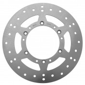 BRAKE DISC FOR 50cc MOTORBIKE RIEJU 50 MRX 2009> -FRONT-, SPIKE 2005> -FRONT-, SMX 2006> -FRONT- (OUTER Ø 260mm, INNER Ø 108mm, 6 DRILL HOLES) -IGM-