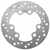 BRAKE DISC FOR 50cc MOTORBIKE SUZUKI 50 SMX 1997> -FRONT-, RMX 1997> -FRONT- (OUTER Ø 220mm, INNNER 100mm, 6 DRILL HOLES) -IGM-