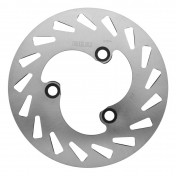 BRAKE DISC FOR 50cc MOTORBIKE RIEJU 50 MRT 2010> -REAR- (OUTER Ø 180 mm, INNER Ø 60 mm, 3 DRILL HOLES) -SELECTION P2R-