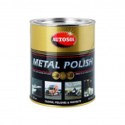 AUTOSOL METAL POLISH (POT 750ml) (POLI TOUT METAL : ALU, INOX, ACIER...) (MADE IN GERMANY)