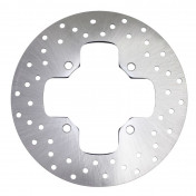 BRAKE DISC FOR 50cc MOTORBIKE MBK 50 X-POWER 2004> -REAR-/YAMAHA 50 TZR 2004> -REAR- (OUTER Ø 203mm, INNER Ø 84mm, 4 DRILL HOLES) -SELECTION P2R-